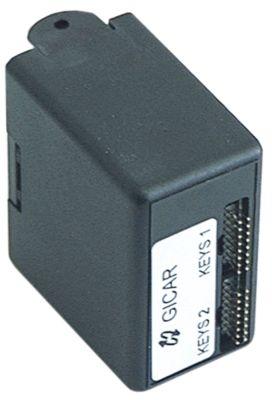ηλεκτρονικό κιβώτιο για μηχανή καφέ 230V τύπος ET30F2GRCT