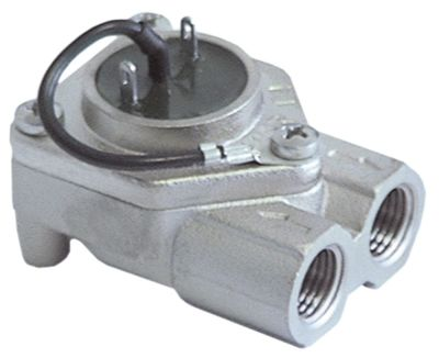 ροομετρητής σπείρωμα 1/4″  ανοξείδωτος χάλυβας  - έγκριση NSF  αρσενικό εξάρτημα 2,8mm