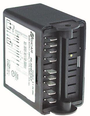 ρελέ στάθμης 250V τάση AC  50/60 Hz 5/5A σύνδεσμος αρσενικό εξάρτημα 6,3mm