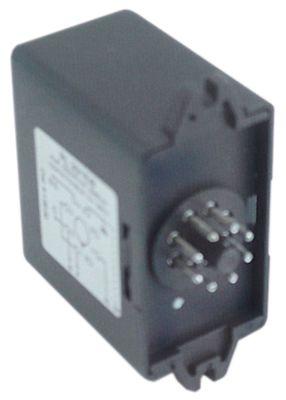 ρελέ στάθμης 230V τάση AC  50/60 Hz 8-πόλοι 5A τύπος RL30/1E/8