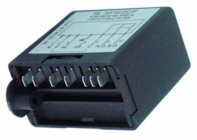 ρελέ στάθμης 230V τάση AC  50/60 Hz 5A σύνδεσμος αρσενικό εξάρτημα 6,3mm