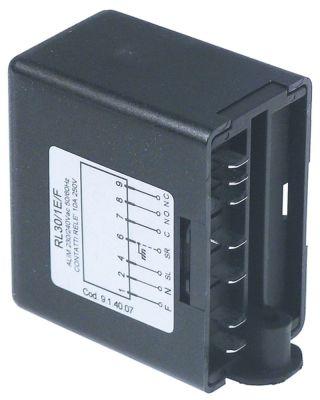 ρελέ στάθμης 230V σύνδεσμος F6,3  τύπος RL30/1E/F