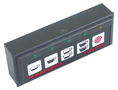 πληκτρολόγιο τύπος DOS MASK + TEA  φωτισμός LED
