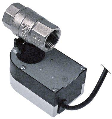 βάνα  είσοδος 3/4″ εσωτερικό σπείρωμα έξοδος 3/4″ εσωτερικό σπείρωμα 230V Μ 68mm