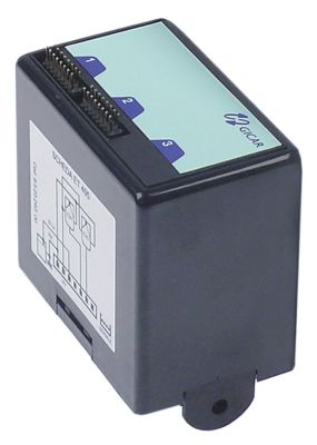 ηλεκτρονικό κιβώτιο 2 ομάδα για μηχανή καφέ 230V τύπος ET405