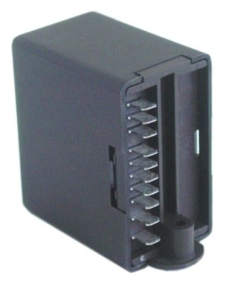 ρελέ στάθμης 230V τάση AC  σύνδεσμος αρσενικό εξάρτημα 6,3mm τύπος RL30