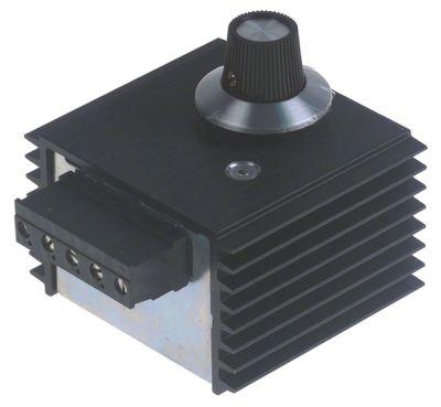 ζημενστάτης 230V UNITED AUTOMATION για λαμπτήρα αλογόνου 50/60 Hz