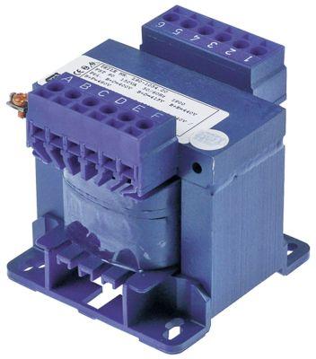 μετασχηματιστής κύρια τάση 400/415/440/480 V δευτερεύον 200/230/240 V 150VA