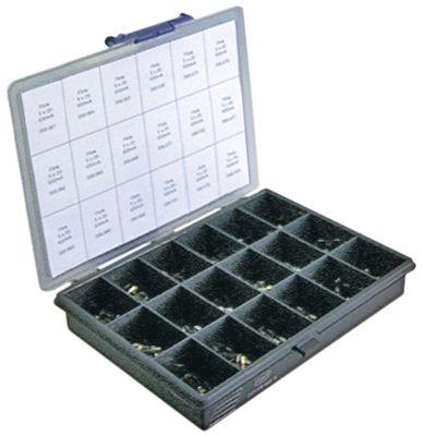 θήκη με ασφάλειες βοηθητικών κυκλωμάτων μεγέθη ø5x20mm  μέτριο στεφάνι