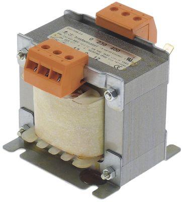 μετασχηματιστής κύρια τάση 230/400 V δευτερεύον 12V 100VA