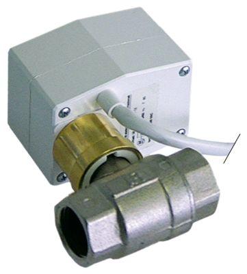 βάνα  είσοδος 3/4″ εσωτερικό σπείρωμα έξοδος 3/4″ εσωτερικό σπείρωμα 230V ΕΣ 3/4″