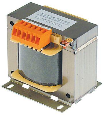 μετασχηματιστής κύρια τάση 400VAC  125V/5A  185V/5A  230V/5A  280V/5A  400V/5A  σύνδεσμος βίδα