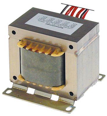 μετασχηματιστής κύρια τάση 230VAC  100V/4,5A  125V/5A  145V/5A  185V/5A  230V/5A