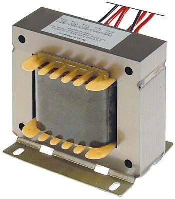 μετασχηματιστής κύρια τάση 230VAC  100V/6,3A  125V/7A  145V/7A  185V/7A  230V/7A