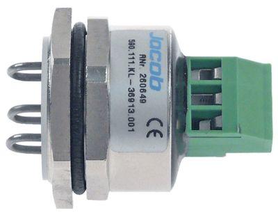 ηλεκτρόδιο στάθμης PG21  συνολικό μήκος 50mm Μ αισθητηρίου 10mm μήκος μονωμένου αισθητηρίου 1mm
