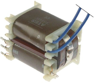 μετασχηματιστής κύρια τάση 115/220/240 V δευτερεύον 20V 30VA