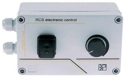 ρυθμιστής ταχύτητας είσοδος τάσης 230V/50-60Hz V 1500W μέγ. 12A ρεύμα φορτίου 7.5A