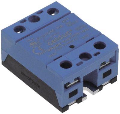 ρελέ CELDUC  φάσεις 2 75A 20-265 V 3-32VDC  Μ 59mm W 45mm βίδα τύπος SO867970