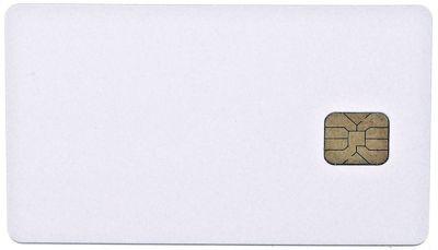 κάρτα με τσιπ Smart Card  Blank