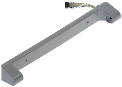 αισθητήριο κάδου παγομηχανής Μ 310mm W 35mm H 47mm καλώδιο πίσω