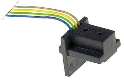 αισθητήριο Μ 29mm W 26mm H 26mm απόσταση στερέωσης 10mm μήκος καλωδίου 1250mm