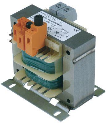 μετασχηματιστής κύρια τάση 220/380VAC  δευτερεύον 0-20VAC  600VA σύνδεσμος βιδωτή σύνδεση