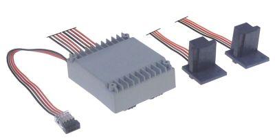 αισθητήριο διπλό Μ 29mm W 26mm H 26mm απόσταση στερέωσης 10mm μήκος καλωδίου 700mm