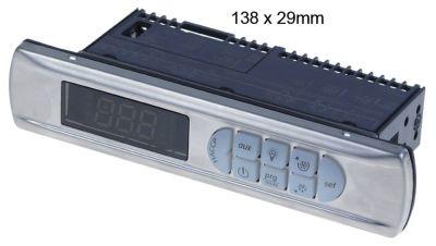ηλεκτρονικός ελεγκτής CAREL  PBIFY0EVD51  μετρήσεις στερέωσης 138x29 mm