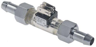 αισθητήρας ροής Μ 110mm ø εισόδου 10mm  ø εξόδου 10mm  παροχή 1-25l/min