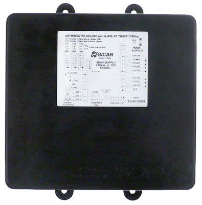 κεντρική μονάδα 230V τύπος 3d5 MAESTRO DELUXE per SLAVE 6T ″XEOS″