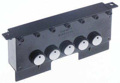 πληκτρολόγιο κουμπιά 5 Μ 185mm W 70mm