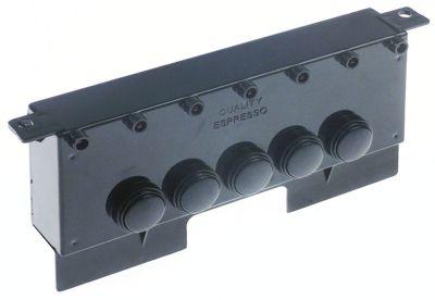πληκτρολόγιο κουμπιά 5 Μ 185mm W 70mm ECONOMY