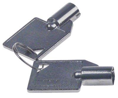 κλειδί για διακόπτη με κλειδί αρ. 104