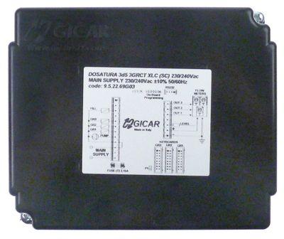 ηλεκτρονικό κιβώτιο 230/240 V 50/60 Hz τύπος 3d5 3GRCT XLC (SC)