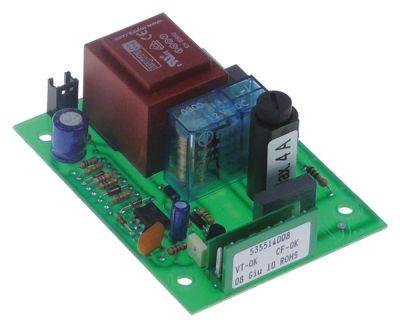 πλακέτα ρυθμιστής στάθμης για συσκευή PRESIDENT S  Μ 90mm W 70mm 230V