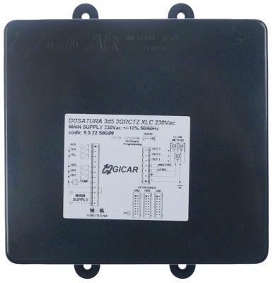 κεντρική μονάδα 230V 50/60 Hz τύπος 3d5 3GRCTZ XLC  τάση AC