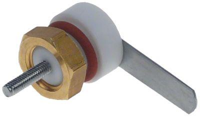 ηλεκτρόδιο στάθμης συνολικό μήκος 40mm Μ αισθητηρίου 25mm κατάλληλο για MARCO