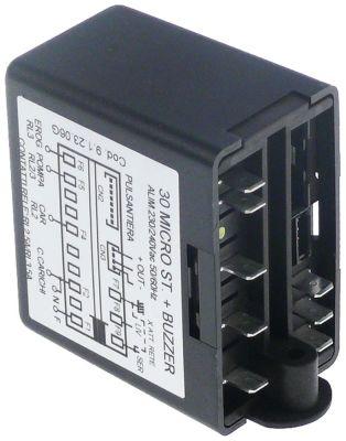 πλακέτα στάθμης 230V 50/60 Hz τύπος 30 MICRO ST + BUZZER  τάση AC
