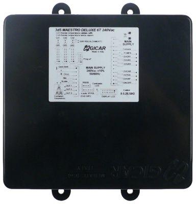κεντρική μονάδα 240V 50/60 Hz τύπος 3d5 MAESTRO DELUXE 6T  τάση AC