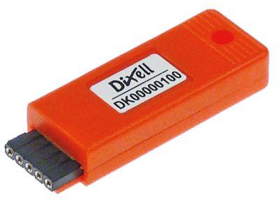 κλειδί προγραμματισμού 4K  για ηλεκτρονικό ελεγκτή DIXELL