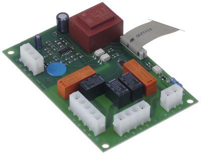 πλακέτα συνδυαστικός ατμομάγειρας για συσκευή GEMT  Μ 130mm W 86mm νέα έκδοση