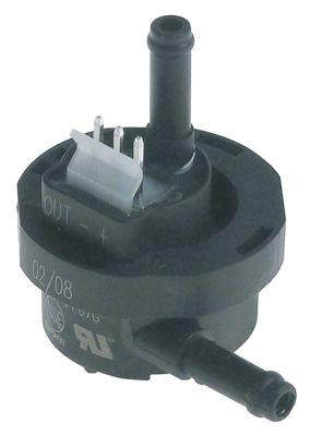 ροομετρητής πλαστικό ø σωλήνα 6mm έγκριση NSF  σύνδεση plug-in