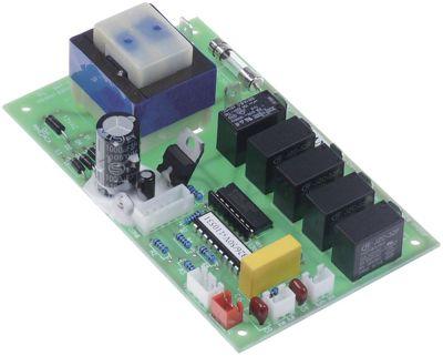 πλακέτα ελέγχου μηχανή για παγάκια ZB26/50 Μ 121mm W 73mm