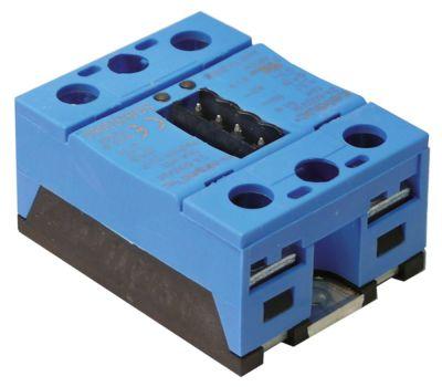ρελέ CELDUC  φάσεις 2 50A 24-600 V 10-30VDC  Μ 58mm W 45mm βύσμα βίδα τύπος SOB965660