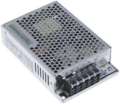 τροφοδοτικό κύρια τάση 100-240VAC  δευτερεύον 12VDC  60VA δευτερεύον 5A H 38mm Μ 99mm