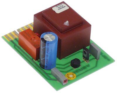 πλακέτα συνδυαστικός ατμομάγειρας για συσκευή TVTS  Μ 90mm W 70mm έλεγχος στάθμης