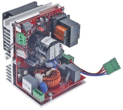 μετατροπέας συχνότητας με δίσκο ανεμιστήρα για μοτέρ ζεστού αέρα 100-240 V Μ 135mm W 110mm
