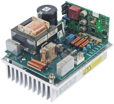μετατροπέας συχνότητας 90-264 V Μ 150mm W 120mm H 100mm συχνότητα εξόδου 0-100 Hz 550W