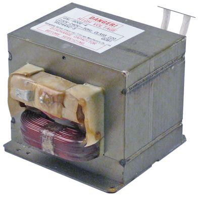 μετασχηματιστής HV κύρια τάση 230-240 V 50Hz τύπος 95244XC-5 μήκος καλωδίου 200mm