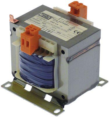 μετασχηματιστής κύρια τάση 440VAC  δευτερεύον 220VAC  250VA σύνδεσμος βίδα 60Hz